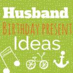 Hubby Birthdays