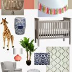 Nursery Inspiration Board