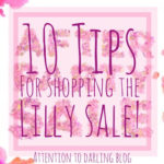Lilly Pulitzer After Party Sale 2016!