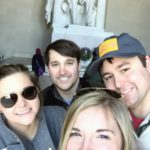 Weekend Recap: Tourists in DC