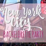 Bachelorette Party in NYC