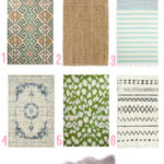 Welcome Home Wednesday: Favorite 2×3 Rugs