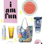 Welcome Home Wednesday: Poolside Staples