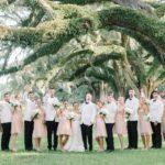 Charleston Wedding at The Cotton Dock (Boone Hall Plantation)
