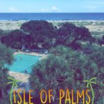 Weekend Recap: Isle of Palms Family Vacation