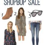 Shopbop Sale: My Top 5 Picks!