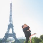 Our 5th Anniversary Photos in Paris!
