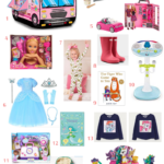 Ultimate Toddler Christmas List
