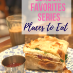 London Favorites :: Places to Eat
